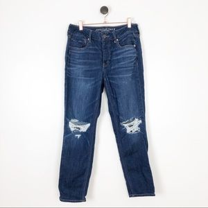 NWOT American Eagle Tomgirl Jeans